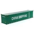 DIECAST MASTERS 40' ドライコンテナ  China shipping (グリーン)