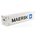 DIECAST MASTERS 40F 冷蔵コンテナ MAERSK ホワイト