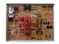 CMC/シーエムシー フェラーリ 250 GTO パーツディスプレイボード