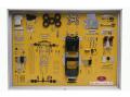CMC/シーエムシー ジャガー C-Type  パーツディスプレイボード