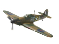CORGI AVIATION ARCHIVE ホーカー ハリケーン Mk.I  第303コシチュシコ戦闘機中隊 1940
