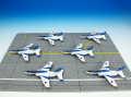 Avioni-X 川崎 T-4 ブルーインパルス 6機セット  (初回限定)
