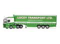 CORGI/コーギー スカニア R カーテンサイドトレーラー Lucey Transport Ltd