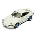 ixo/イクソ ポルシェ 911 カレラ RS 2.7 1973 ホワイト/ブルー