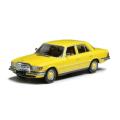 ixo/イクソ メルセデス・ベンツ 450 SEL W116 1975 マスタードイエロー