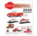 MOTORCITY CLASSICS COCA-COLA  カタログ  2020 英字 A4縦 15ページ