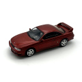 DIECAST MASTERS 日産 シルビア S14 レッド LHD