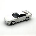 DIECAST MASTERS 日産 シルビア S15 ホワイト RHD