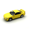DIECAST MASTERS 日産 シルビア S15 イエロー LHD