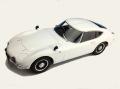 First18/ファースト18 トヨタ 2000GT ホワイト