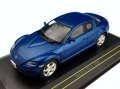 First43/ファースト43 マツダ RX-8 2003 ウイニングブルーメタリック