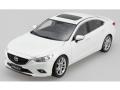 特別販売 マツダ 6 (アテンザ) LHD ホワイト