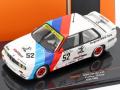 ixo/イクソ BMW E30 M3 1988年ETCC #52 J.Laffite / W.Vogt
