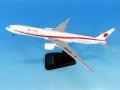 ANA/全日空商事 B777-300ER 次期政府専用機 プラスチックスタンド ダイキャスト製 N509BJ