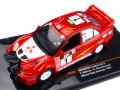 KBモデル(イクソ) 三菱 ランサー EVO V 1998年 オーストラリアラリー 優勝 #1 T.マキネン