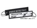 Kool Krew/クールクルー キーチェーン ヘリコプターパイロット 「REMOVE BEFORE FLIGHT」