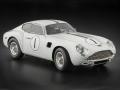 CMC/シーエムシー アストン・マーチン DB4 GT ザガート 1961 ル・マン ホワイト
