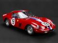 CMC/シーエムシー フェラーリ 250GTO Le Mans 1962 No.19