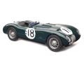 CMC/シーエムシー ジャガー C-Type  1953年ルマン24H  優勝 #18 ジャガーレーシングチーム