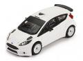 ixo/イクソ フォード フィエスタ R5 2015?ホワイト スペアホイールセット付