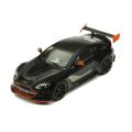 ixo/イクソ アストンマーチン ヴァンテージ GT12 2015 ブラック/オレンジ