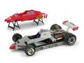 BRUMM/ブルム フェラーリ 126C2 1982年サンマリノGP  #27 Villeneuve