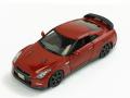Premium-X/プレミアムX 日産 GT-R ブラックエディション 2014 メタリックレッド