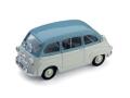 BRUMM/ブルム フィアット 600 ムルティプラ 1956 ブルーグレー/ライトグレー