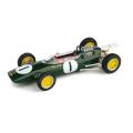 BRUMM/ブルム ロータス 25 1963年ベルギーGP 1位  #1 J.Clark