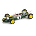 BRUMM/ブルム ロータス 25 1963年イタリアGP 1位 #8  J. Clark