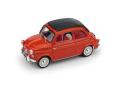 BRUMM/ブルム フィアット ヌオーヴォ 500 タイプアメリカ 1958 クローズド レッド