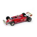 BRUMM/ブルム フェラーリ 126CK ターボ 1981年イタリアGP #27 G. Villeneuve