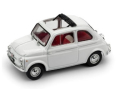 BRUMM/ブルム フィアット 500D オープンルーフ 1964  ホワイト