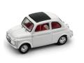BRUMM/ブルム フィアット 500D クローズドルーフ 1964 ホワイト