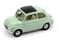 BRUMM/ブルム フィアット 500D クローズ 1960-1965 ライトグリーン