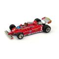 BRUMM/ブルム フェラーリ 126C ターボ 1980年イタリアGP #2 フィギュア付