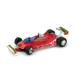 BRUMM/ブルム フェラーリ 312 T4 1979年フランスGP 2位  #12  G.Villeneuve ステアリング