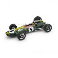 BRUMM/ブルム ロータス 33 1965年イギリスGP 1位 #5 J. Clark