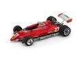 BRUMM/ブルム フェラーリ 126C2 1982年ブラジルGP #27 G.Villeneuve