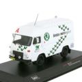ixo/イクソ AVIA A21F アシスタントカー シュコダモータースポーツ