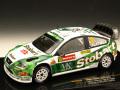 ixo/イクソ フォード フォーカス WRC 06 ラリー・ウェールズ4位 #10 J-M.ラトバラ/M.ア