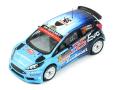 ixo/イクソ フォード フィエスタ RS WRC 2016年ラリー・モンテカルロ WRC2クラス1位 #35