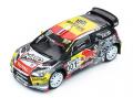 ixo/イクソ シトロエン DS3 WRC 2016年ポール・リカールサーキット 優勝  #001