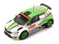 ixo/イクソ シュコダ Fabia R5 2017 Rallye Portugal #32 Skoda Motor Sport Rallye