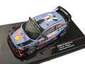 ixo/イクソ ヒュンダイ i20 WRC 2018年ラリー・モンテカルロ #5 T.NEUVILLYE -N.GILSOUL