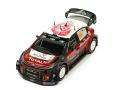ixo/イクソ シトロエン C3 WRC 2018年ラリーポルトガル  #10 K.Meeke-P.Nagle
