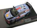 ixo/イクソ ヒュンダイ i20 WRC 2018年ラリー・ポルトガル #16 D. Sordo - C. del Barrio