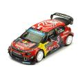 ixo/イクソ シトロエン C3 WRC 2019 ラリー・モンテカルロ 優勝 #1 S.Ogier/J.Ingrassia