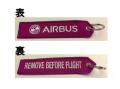 LIMOX/リモックス キーチェーン: エアバス RBF ピンク