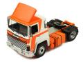 ixo/イクソ スカニア LBT 141 1976 ルーフスポイラー ホワイト/オレンジ